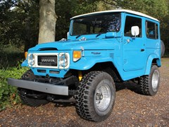Navigate to Lot 136 - 1984 Toyota Landcruiser BJ40