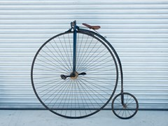 Navigate to Lot 201 -   Penny-Farthing
