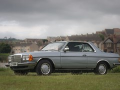 Navigate to Lot 229 - 1981 Mercedes-Benz 230 CE
