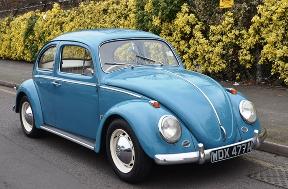 Lot 349 - 1963 Volkswagen Beetle 1500