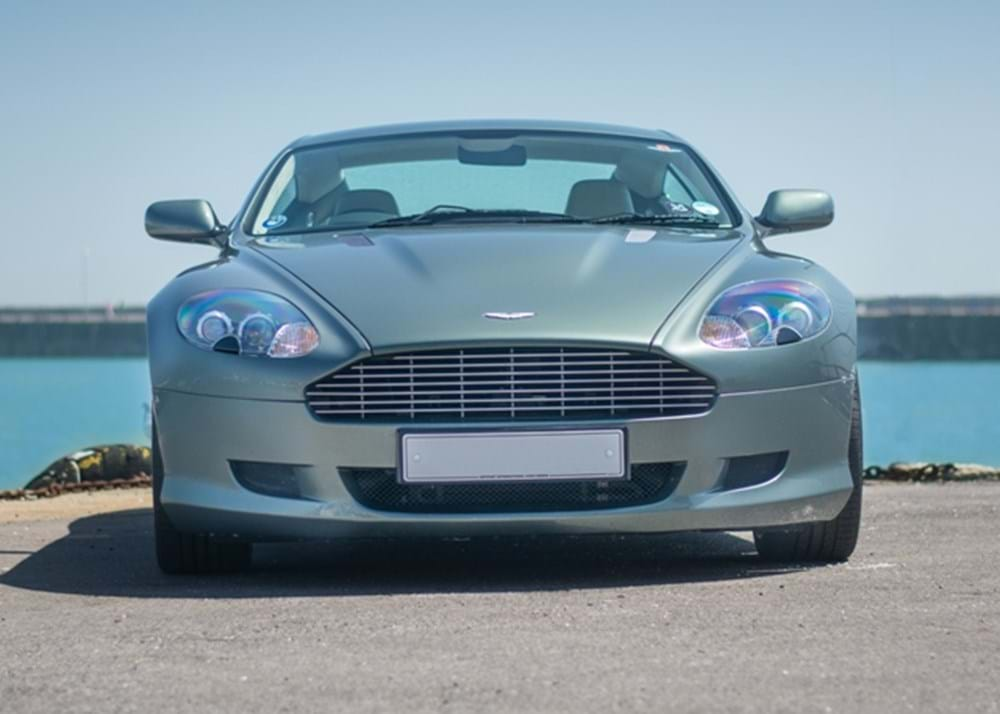 Lot 133 - 2004 Aston Martin DB9