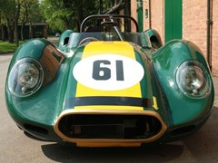 Navigate to Lot 306 - 1956 Lister Knobbly Recreation