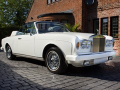 Navigate to Lot 238 - 1978 Rolls-Royce Corniche Convertible