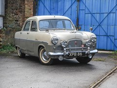 Navigate to Lot 130 - 1955 Ford Zephyr