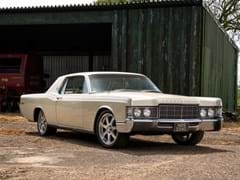 Navigate to Lot 174 - 1969 Lincoln Continental 'Kennedy' Coupé (Fourth Generation)