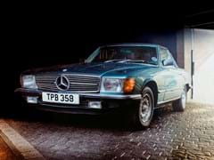 Navigate to Lot 121 - 1983 Mercedes-Benz 280 SL Roadster