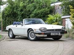 Navigate to Lot 248 - 1988 Jaguar XJS Convertible (5.3 litre)