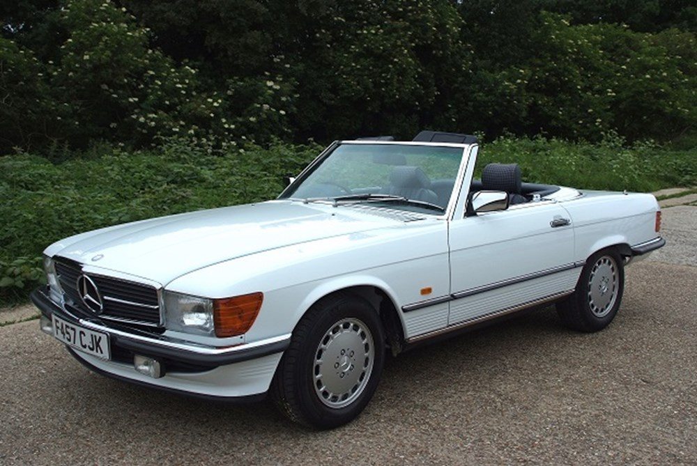 Lot 333 - 1988 Mercedes-Benz 300 SL