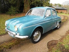 Navigate to Lot 236 - 1964 Renault Dauphine