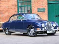 Navigate to Lot 227 - 1967 Jaguar S-Type (3.8 litre)