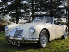 Navigate to Lot 265 - 1960 MG MGA Mk. I Roadster