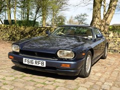Navigate to Lot 432 - 1989 Jaguar XJR-S