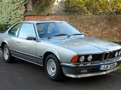 Navigate to Lot 231 - 1987 12866 635CSi