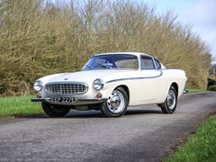Navigate to Lot 250 - 1966 Volvo P1800S
