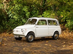 Navigate to Lot 234 - 1967 Fiat 500 Giardiniera Estate