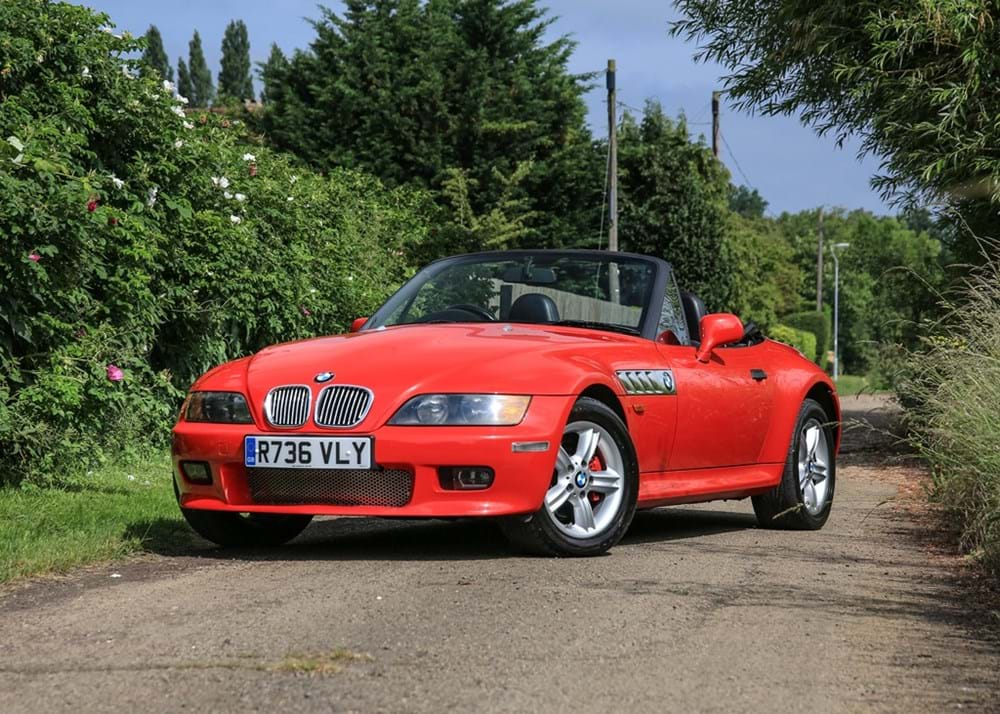 Lot 261 - 1997 BMW Z3 2.8 Convertible