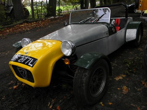 1972/2001 Lotus 7 inspired 'Locost'