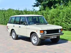 Navigate to Lot 127 - 1982 Land Rover Range Rover Classic