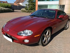 Navigate to Lot 327 - 2000 Jaguar XKR Coupé