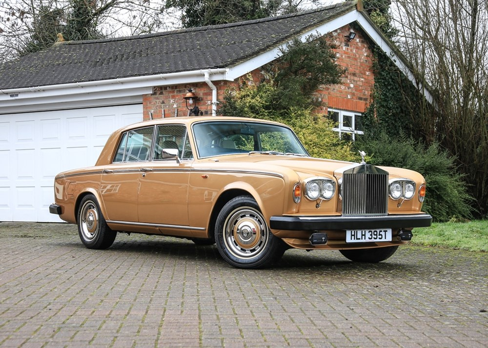 Lot 190 - 1978 Rolls-Royce Silver Shadow II