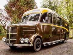 Navigate to Lot 288 - 1950 Bedford OB Motor Home