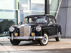 Navigate to Lot 114 - 1959 Mercedes-Benz 220 S Ponton