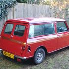 Ref 28 1981 Mini Clubman Estate -