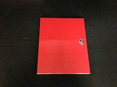 Navigate to Ferrari hardback presentation book