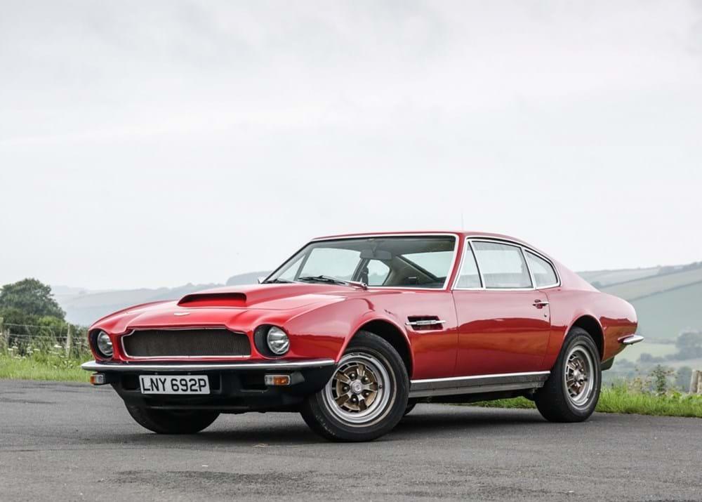Ref 37 1975 Aston Martin V8 Series Iii