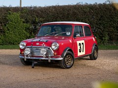 Navigate to Lot 279 - 1969 Morris Mini Cooper Mk. II