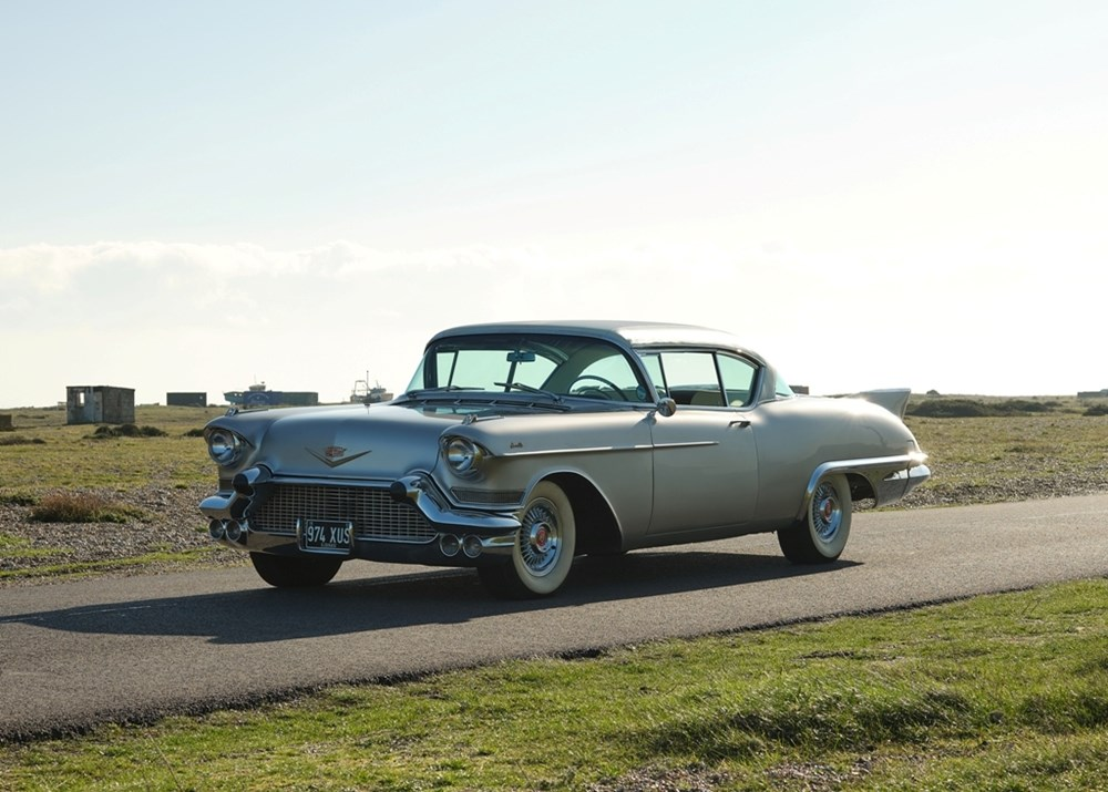 Lot 231 - 1957 Cadillac Eldorado Seville 'Special Sports Coupé'
