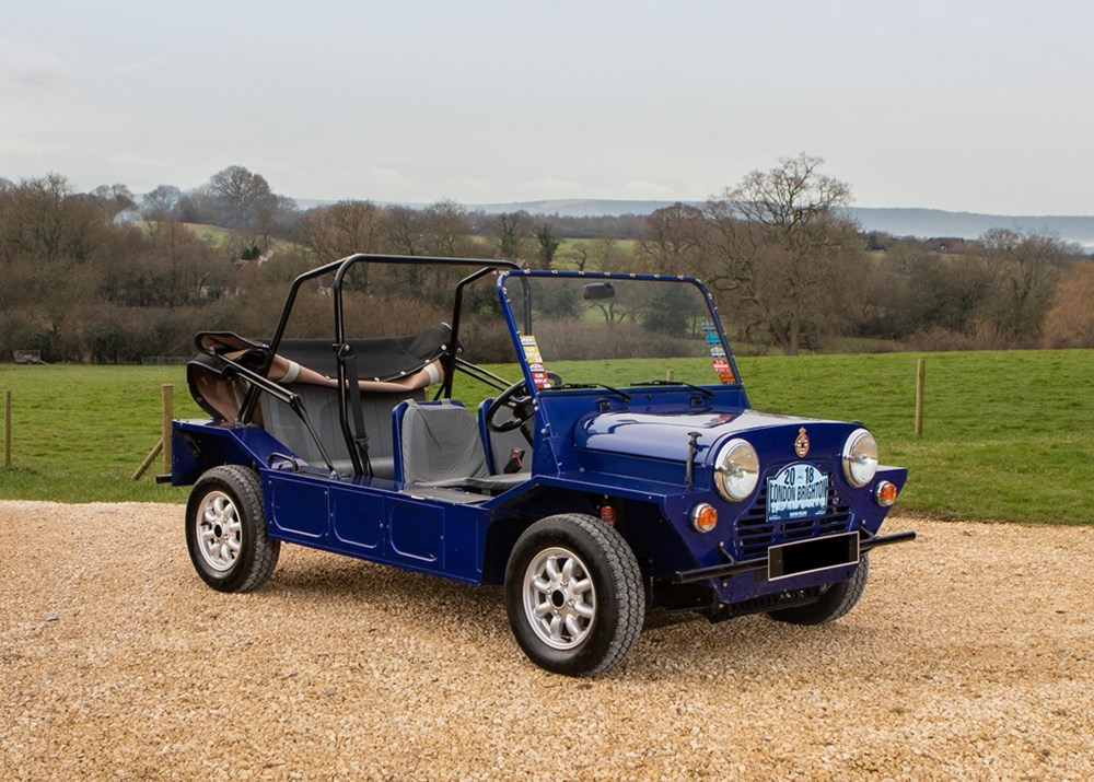 Lot 156 - 1968 Austin 'Mini Moke'
