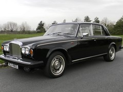 Navigate to Lot 233 - 1978 Bentley T2 Saloon