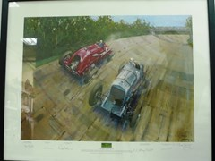 Navigate to Spirit of Brooklands print