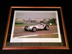 Navigate to Limited edition Fangio print