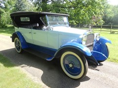 Navigate to Lot 299 - 1925 Dodge Series 116