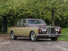 Navigate to Lot 211 - 1969 Rolls-Royce Silver Shadow I