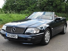 Navigate to Lot 360 - 1996 Mercedes-Benz SL500 Roadster