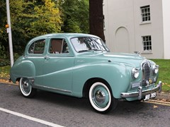 Navigate to Lot 208 - 1954 Austin A40 Somerset