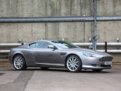 Navigate to Lot 239 - 2007 Aston Martin DB9 Coupé
