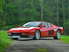 Navigate to Lot 213 - 1988 Ferrari Testarossa by Pininfarina