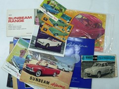 Navigate to motoring books and brochures