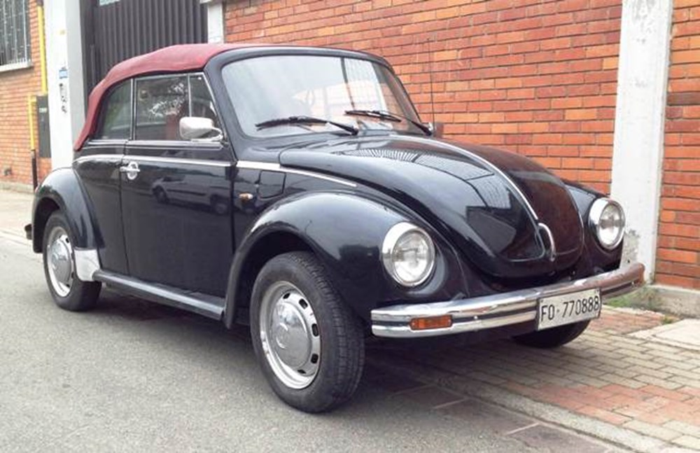 Lot 319 - 1978 Volkswagen Beetle Convertible *WITHDRAWN*