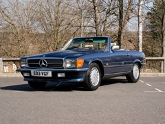 Navigate to Lot 215 - 1987 Mercedes-Benz 300SL
