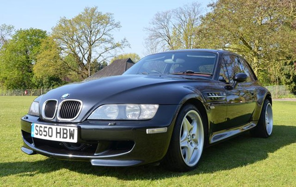 Lot 206 - 1998 BMW Z3M Coupé