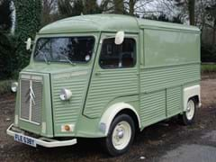 Navigate to Lot 209 - 1981 Citroën H Van