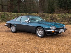 Navigate to Lot 206 - 1992 Jaguar XJS 4.0 Coupé