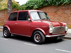 Navigate to Lot 205 - 1970 Mini Margrave by Wood & Pickett