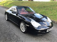 Navigate to Lot 326 - 2002 Porsche 911/996 Targa