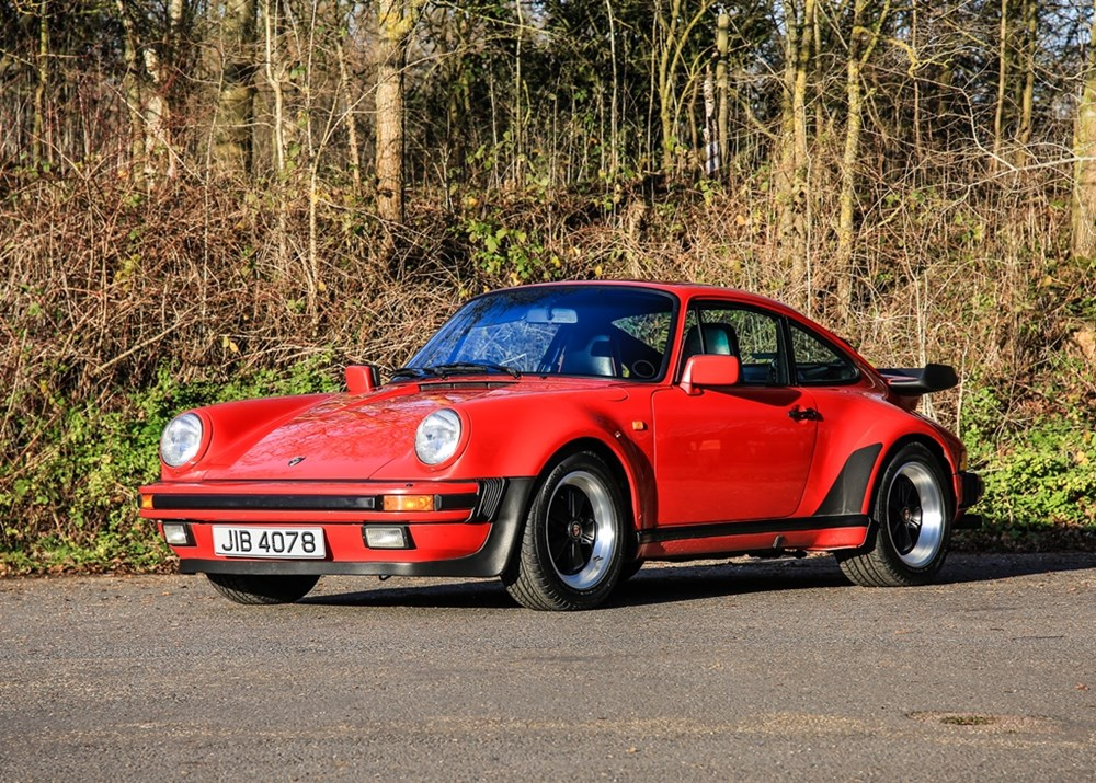 Lot 197 - 1989 Porsche 911 / 930 Turbo
